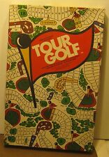 1979 TOUR GOLF Play Famous Golf Courses COMPLETE & Super Condition VERY RARE!!!!