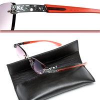 b97fc8e1e0c5 KAZUO KAWASAKI Eyeglasses MP 631 07 NL 54 Rimless Titanium Matte ...