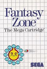 ## SEGA Master System - Fantasy Zone 1 / MS Spiel ##