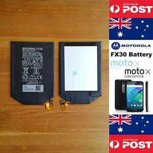 MOTOROLA FX30 GENUINE Battery Moto X Style / Moto X Pure Edition 3000mAh - Local