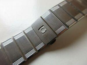 "Omega watch bracelet S/S 1328/310 ""Constellation Marine 196.0147"" N.O.S. 24.3 mm"