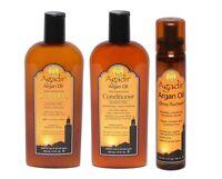 Agadir Argan Oil Shampoo 355ml, Conditioner 355ml & Spray Treatment 150ml Pack