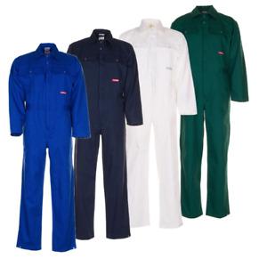 Planam BW270 Rallyekombi Overall Arbeitsanzug Blaumann Workwear Baumwolle