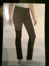 Jones NY Women's Size 14 Slim Fit Pants Black Denim