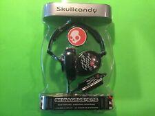 Skullcandy SKULLCRUSHERS bass amplified - subwoofer headphones  NEW