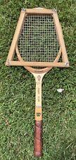 New listing Wilson Autograph Jack Kramer Tennis Racquet