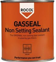 ROCOL GASSEAL SEALANT GAS SEAL PASTE 300g TIN FOR USE ON PIPE THREAD JOINTS