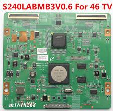 Original T-Con Board Samsung S240LABMB3V0.6 LJ94-15941G UN46D7900XF For 46'' TV