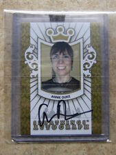 2008 Sportkings Razor Leaf ANNIE DUKE Auto Poker Gold /10