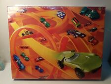 NEW HOT WHEELS REDLINES CARS SPRINGBOK 500 PIECE PUZZLE 30 YEARS 1968-1998