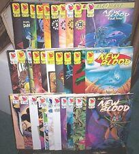 ElfQuest: New Blood #6 thru #35 FULL RUN WaRP Graphics 1993 FN VF