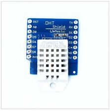 DHT22 Temperature And Humidity Shield Wemos D1 Mini IOT ESP8266 Arduino NodeMcu