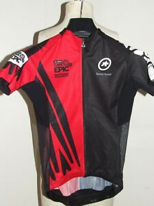 Bike Cycling Jersey Shirt Maillot Cyclism Sport ASSOS Cape Epic Size S