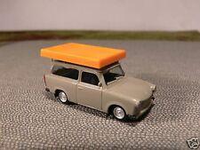 1/87 Herpa Trabant 601 mit Dachzelt/Fahrzustand 024181