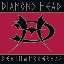 Diamond Head Death & Progress (Uk) vinyl LP NEW sealed