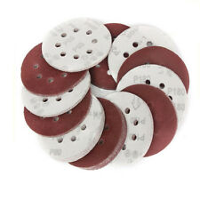 5'' 125mm Sanding Disc Hook And Loop Sand Paper 40-2000 Grit Orbital Sander Pads
