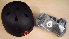Six Six One 661 Dirt Lid Adjustable Size Helmet Matte Black (tyuabr)