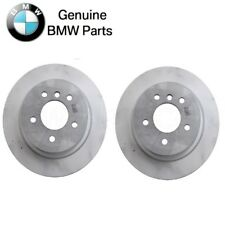 BMW E89 Z4 Set of Rear Left & Right Vented 300 X 20 mm Disc Brake Rotors Genuine