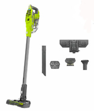 Ryobi Cordless New Stick Vacuum Cleaner, Brushless Handheld Lightweight Suction