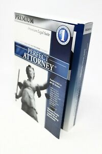 Perfect Attorney Premium Legal Suite - PC Self Help Program - New