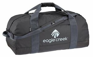 """Eagle Creek No Matter What Large 30"""" Soft Duffel Bag for Travel College Camping"""