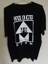 EUC Crew Roadie Lighting  - Radiohead - 2006 Tour Set UP T-Shirt Men XL