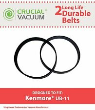 2 Replacements Durable Kenmore Upright Vacuum UB-11 UB11 Belts