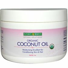 Nature's Bounty, Organic Coconut Oil, 7 oz