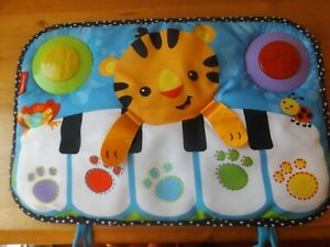 FISHER PRICE MUSICAL COT TOY.