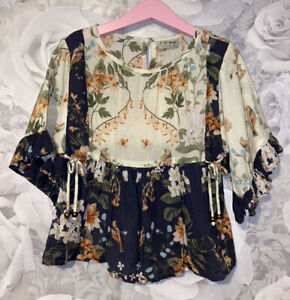 Girls Age 5 (4-5 Years) Next Pretty Top
