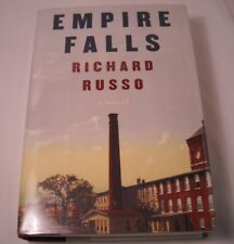 Empire Falls - SIGNED by Richard Russo - 1st Edition 1st Printing (B275)