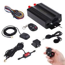 New Car GPS SMS GPRS Tracker Real Time Tracking Device Syatem Remote TK103B Hot