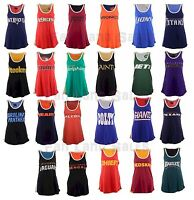New NFL Womens Home Game Tank Shirt