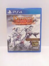 Divinity: Original Sin -- Enhanced Edition (Sony PlayStation 4, 2015) CIB Tested