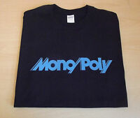 RETRO SYNTH T SHIRT SYNTHESIZER DESIGN MONOPOLY  S M L XL XXL