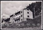 SONDRIO CHIESA IN VALMALENCO 60 CHIAREGGIO - HOTEL ALBERGO Cartolina FOTOGRAFICA