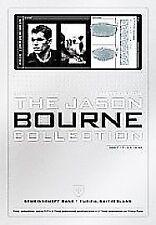 The Ultimate Jason Bourne Trilogy Collection Steelbox set DVD Original UK Rel R2