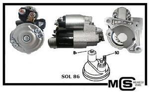 Brand New RENAULT Clio II 01- Scenic II 03- Thalia 02- 1.5dCi Starter Motor