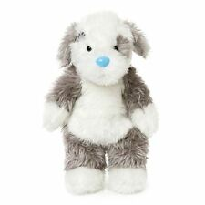 """My Blue Nose Friends 8"""" Sheep Dog Floppy Pattern Plush Collectable"""