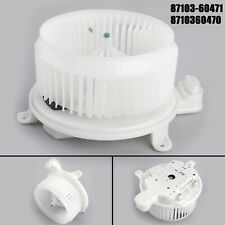 Heater Fan Blower Motor For Toyota LandCruiser UZJ200 200 Series 8710360470