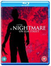 a Nightmare on Elm Street Blu-ray 1984 DVD Region 2