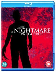 A Nightmare On Elm Street [Blu-ray] [1984] [DVD][Region 2]