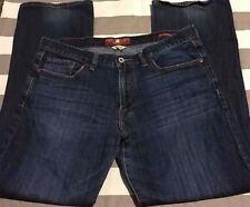 Plus Size Lucky Brand Jeans Size 34 Waist 32 Length 361 Vintage Straight Womens