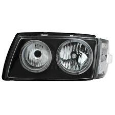 2 x Scheinwerfer VW T4 97-03 Angel Eyes black / schwarz 1018051