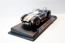 Shelby Collectibles Shelby Cobra 427 S/C 1:18 Scale Diecast Car Blue Dirty NEW
