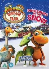 DINOSAUR TRAIN - DINOSAURS IN THE SN NEW DVD