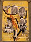 Kill Bill Uma Thurman Quentin Tarantino Movie Print Poster Mondo Joshua Budich