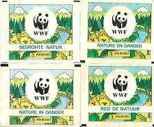 WWF bedrohte Natur Panini freie Auswahl 12 aus allen vorhandenen