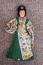 Ancienne petite poupée Asia type geisha  plastique jouet ancien old Japan doll