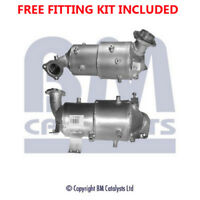 Fit with TOYOTA RAV4 Diesel Particulate Filter 11060H 2.2L (Fitting Kit Included